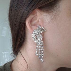 💎Vintage earrings clip-on EUC💎